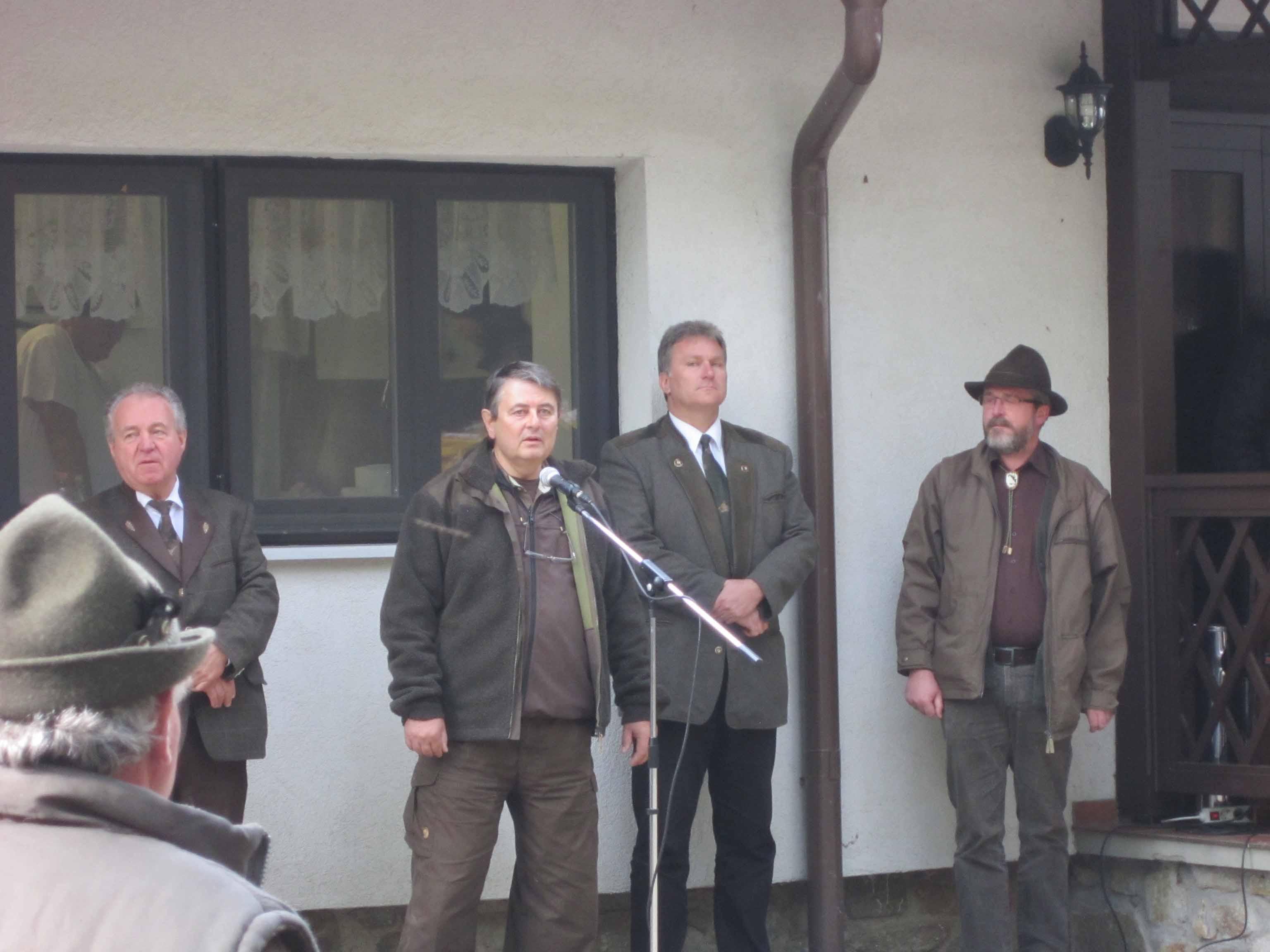 Sopron Tájegységi Vadásszövetség Küldöttközgyűlése és Vadásznapja