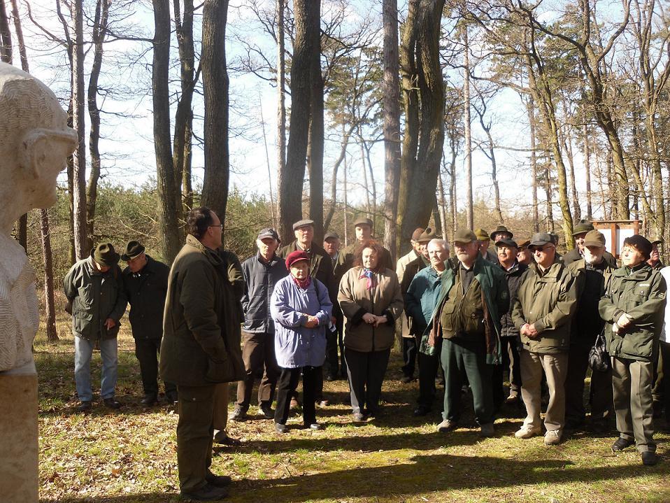 Kisalföldi Erdőgazdaság Zrt tanulmányútja