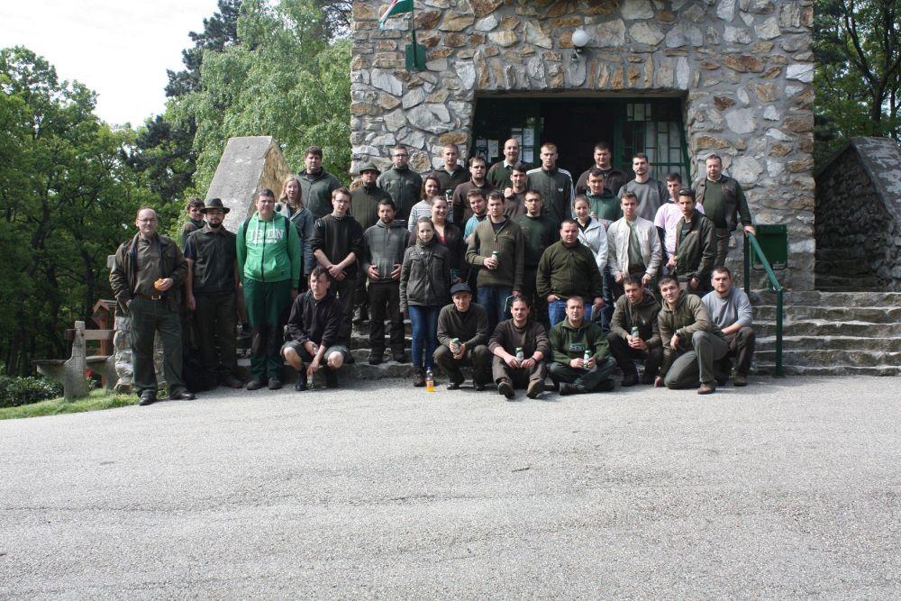 Kárpát-medencei Magyar Erdészdiák Találkozó és Tanulmányút