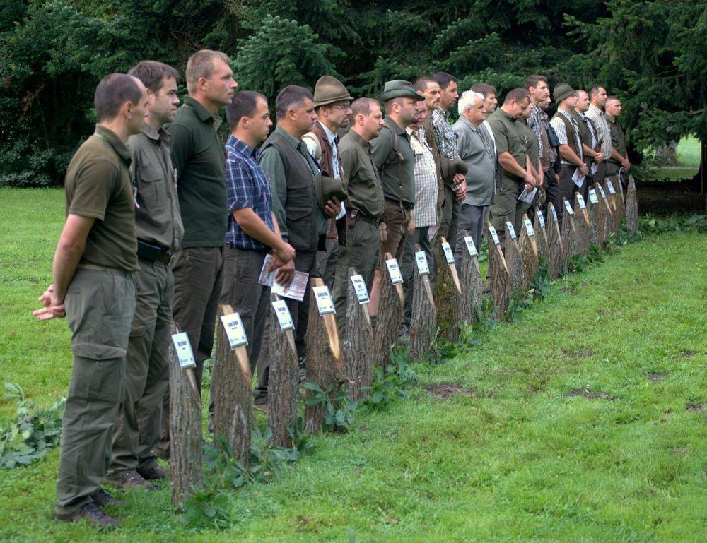 TAEG Zrt. siker a hivatásos vadászok szakmai versenyén 2014.07.24-25. Sasrét