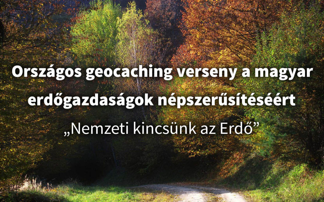 Országos geocaching verseny