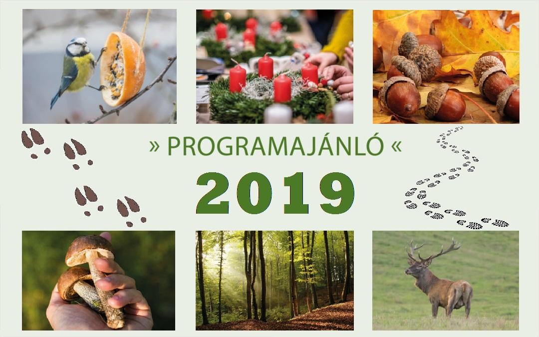 Programajánló 2019