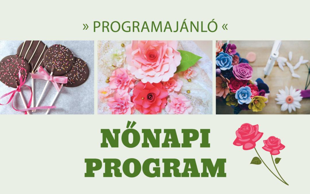 Nőnapi Program