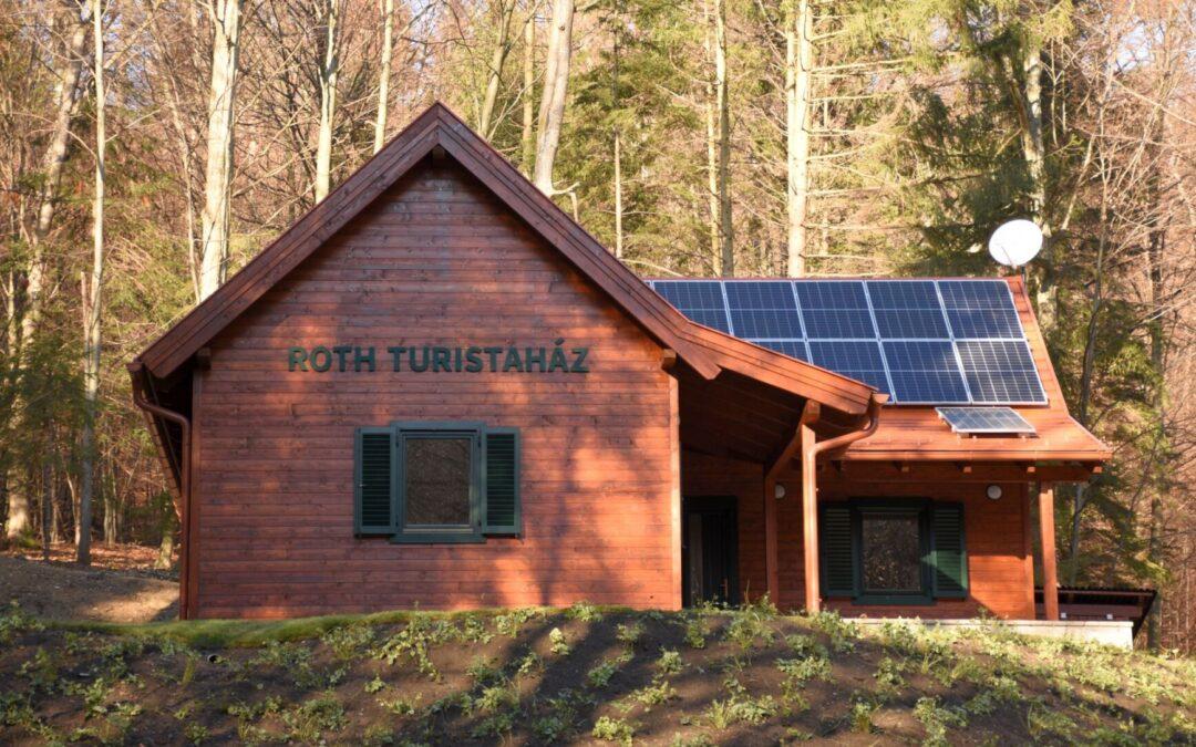 Foglalható a Roth Turistaház