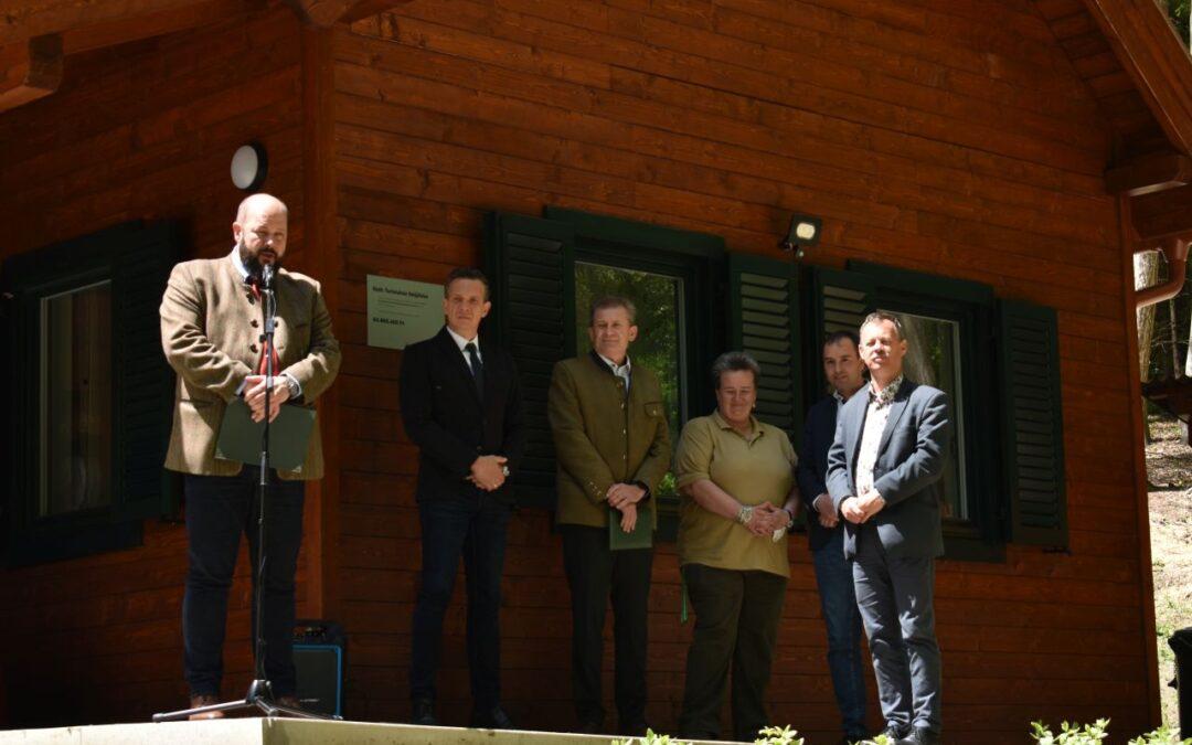 Megújult a hidegvízvölgyi Roth turistaház
