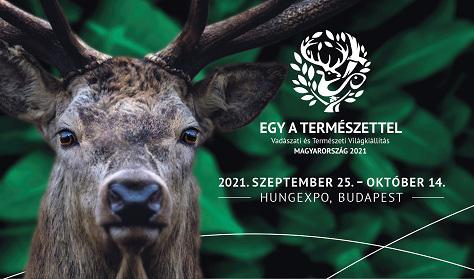 Egy a Természettel Vadászati és Természet Világkiállítás